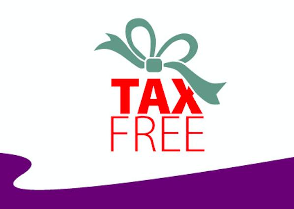 Tax-Free dagar 3-6. maí