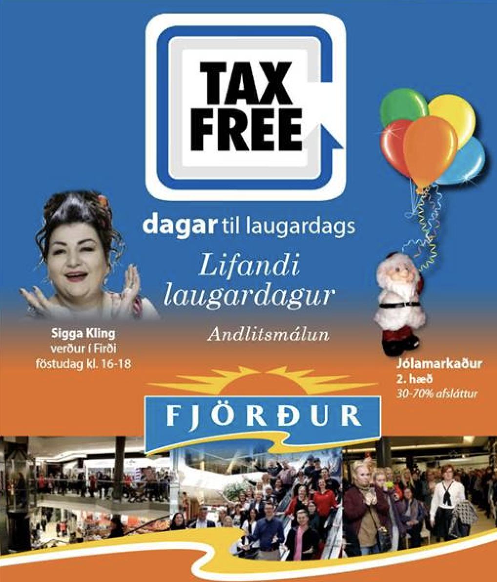 TaxFree dagar