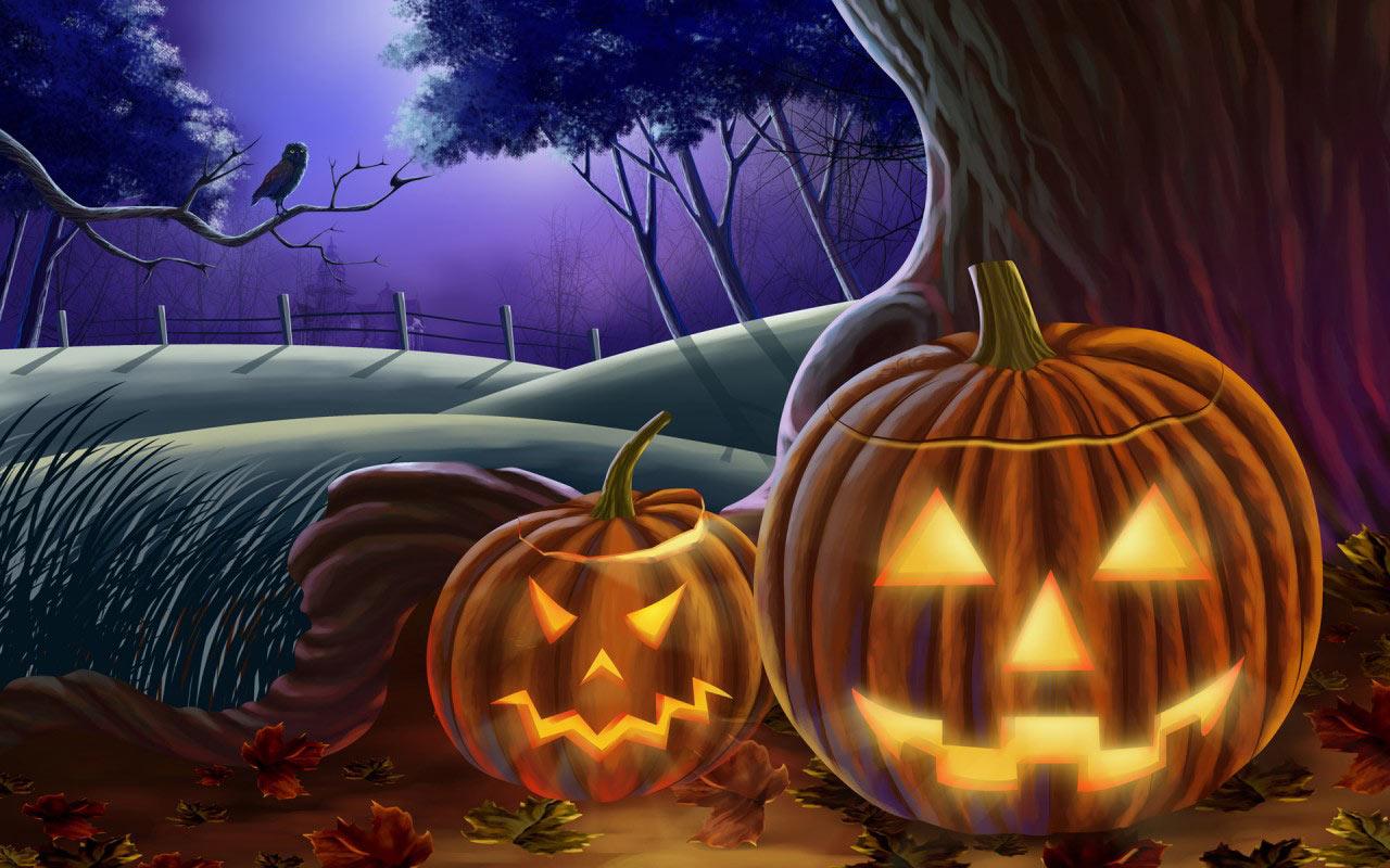 Halloween hátíð í Firði