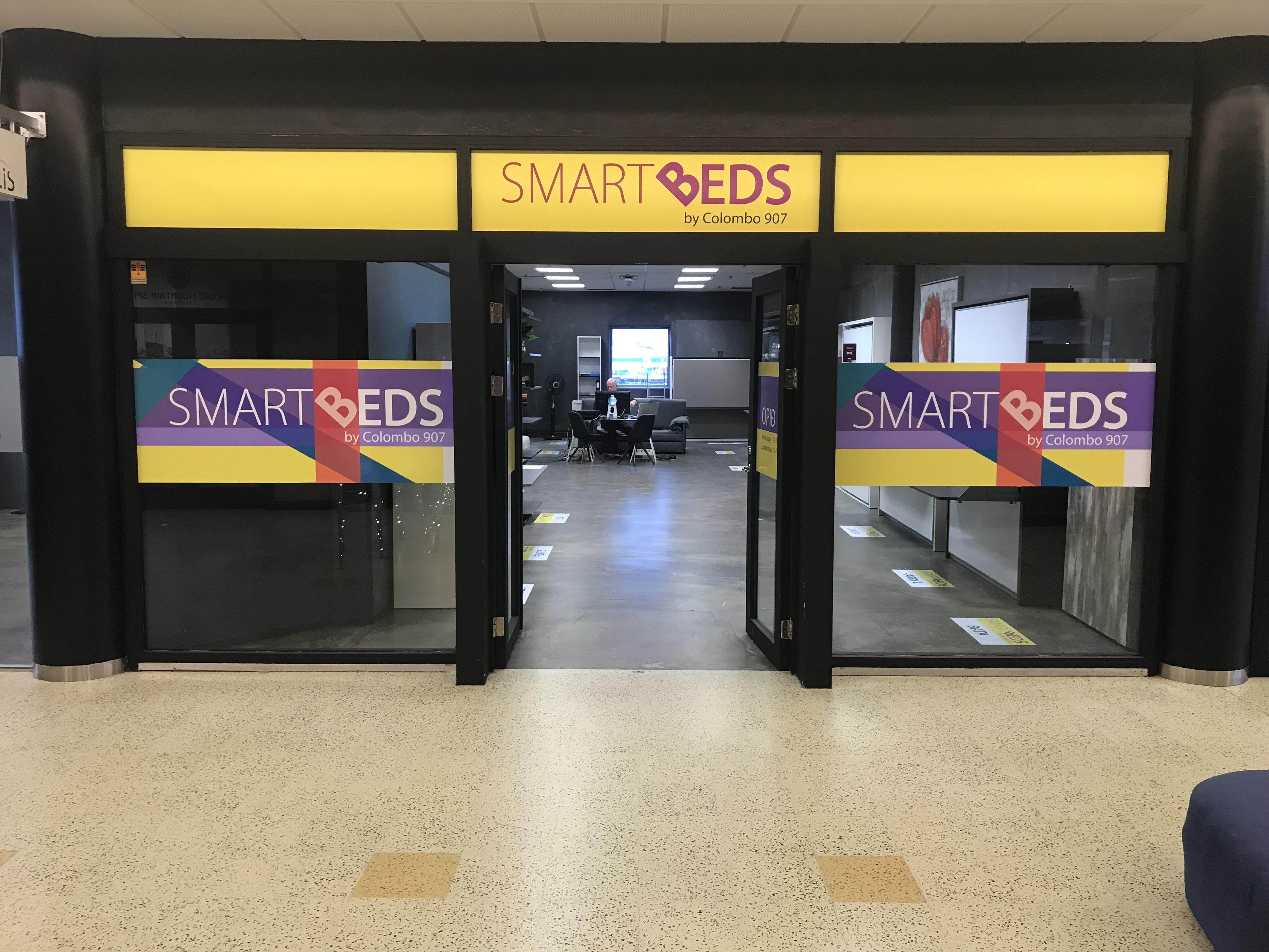 Ný verslun, Smart Beds opnar í Firði